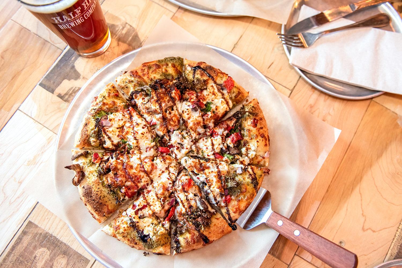 the mash kensington pizza