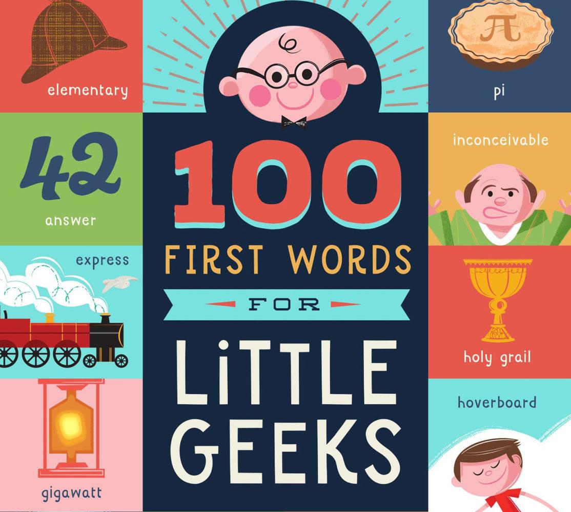 TELUS spark 100 first words geeks book