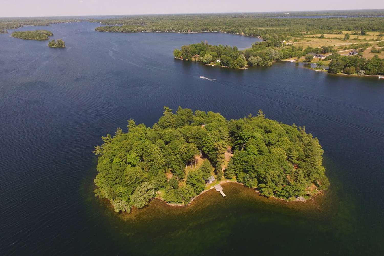 rideau lakes best places to retire in canada