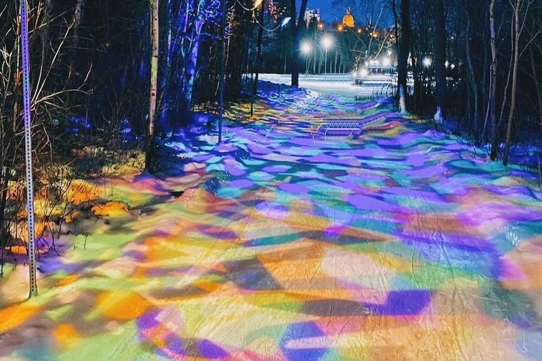 rainbow iceway