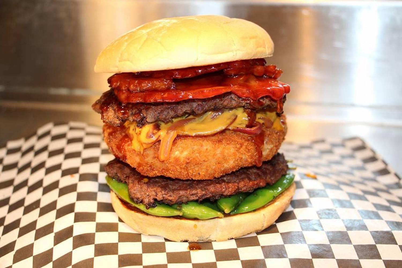 burgers calgary