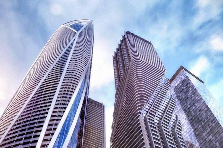 toronto skyscrapers