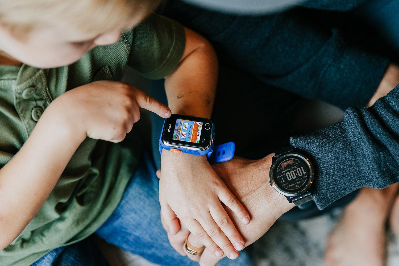 smartwatch tech toys kids vtech