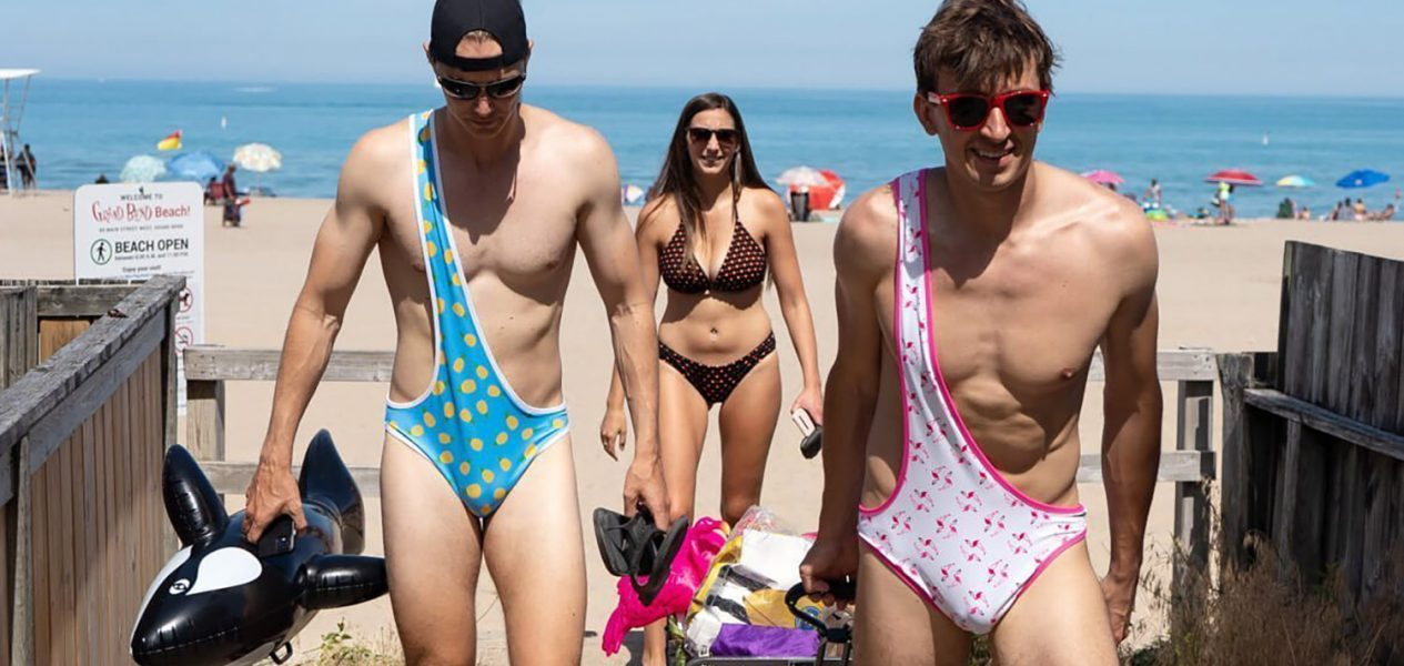 Toronto locals create questionable men's swimwear line