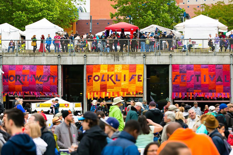 seattle northwest folklife festival