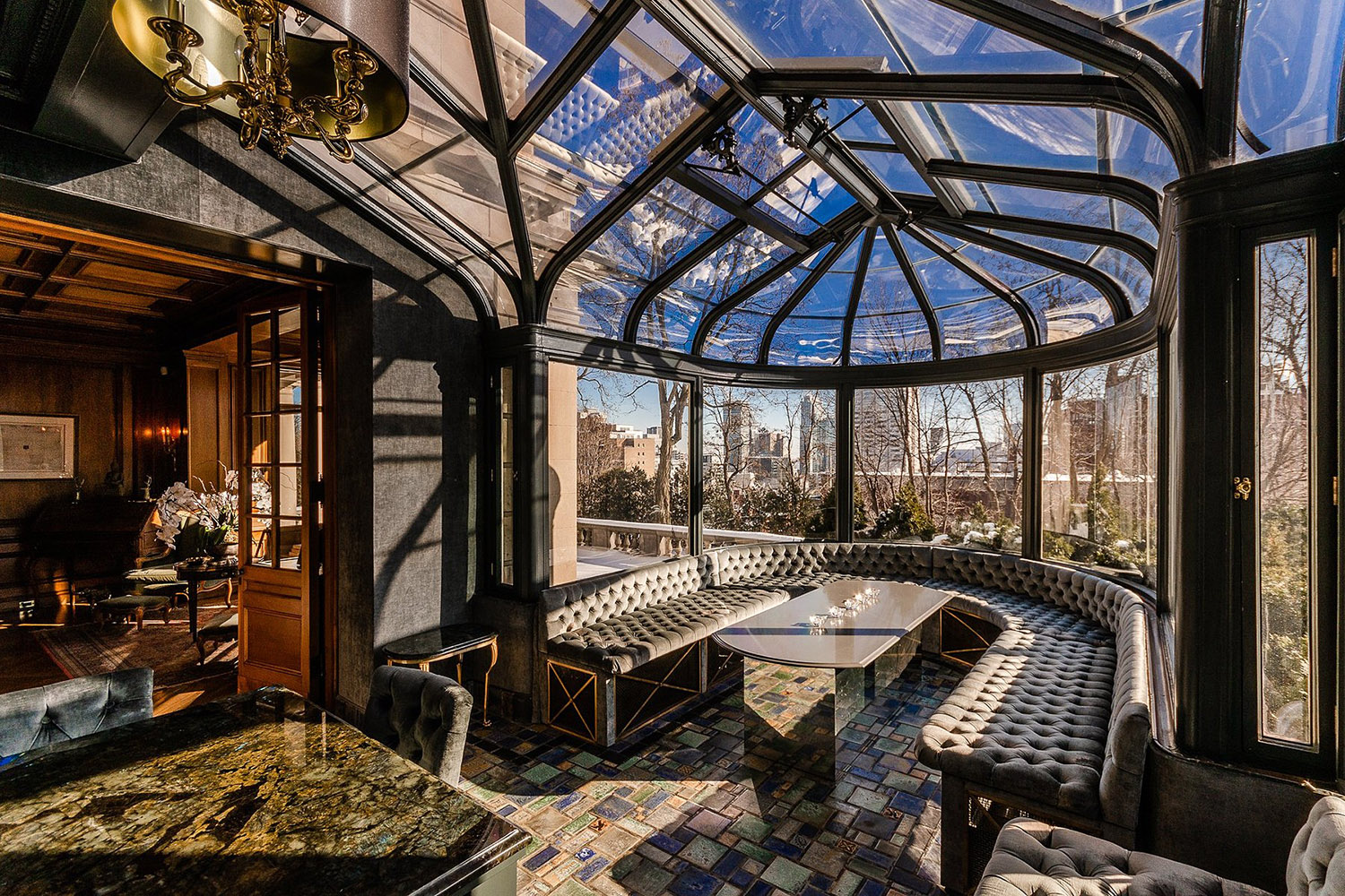 Check out this insane mansion in the heart of Montreal