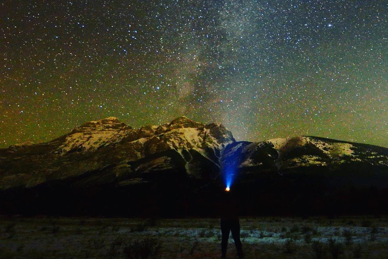 kananaskis stargazing stars sky