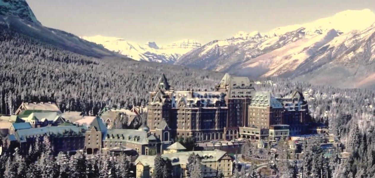 Banff hotel haunted