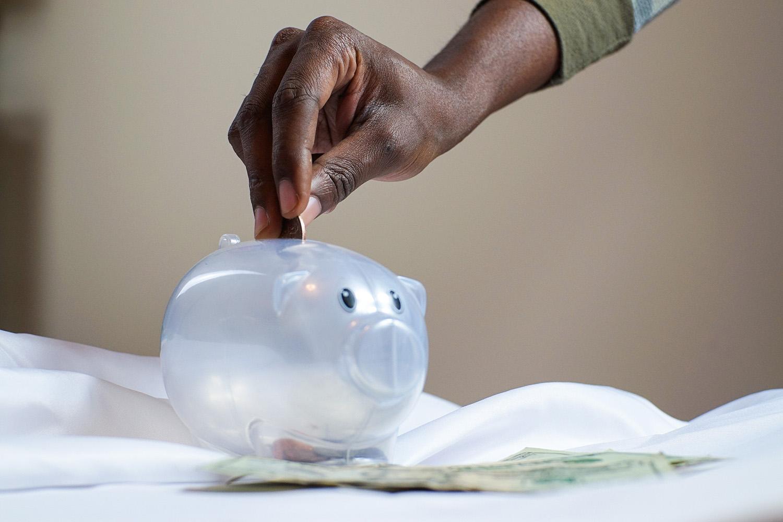 dry january rainy day fund
