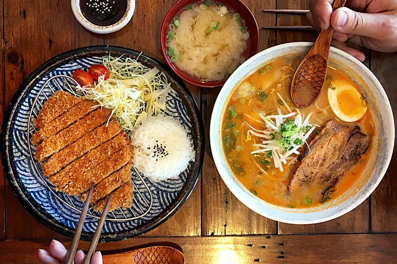 shimizu kitchen calgary best ramen