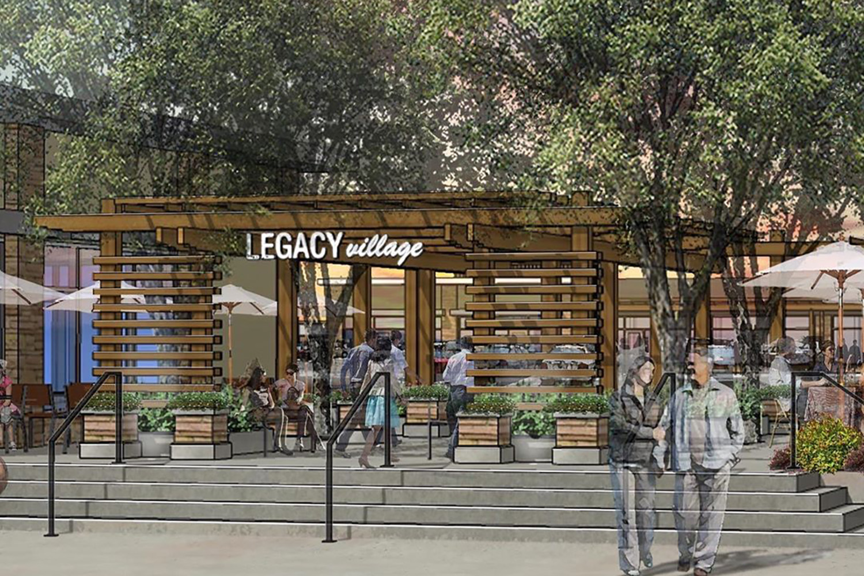legacy community calgary