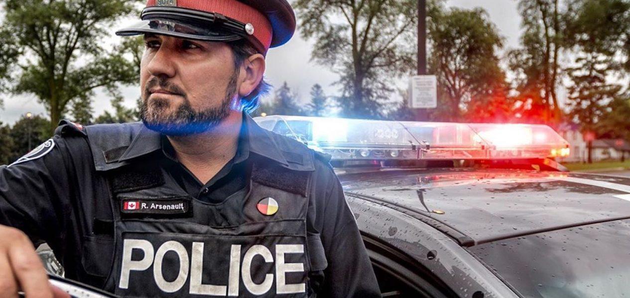 officer randall arsenault