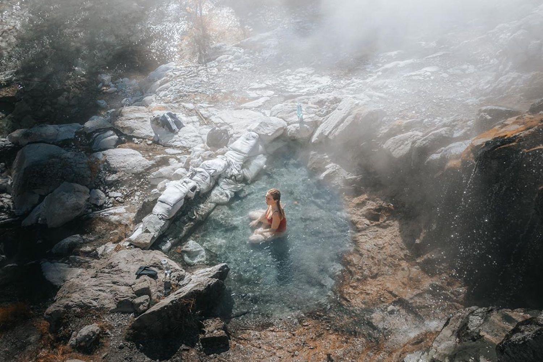 hot spring winter activities canada