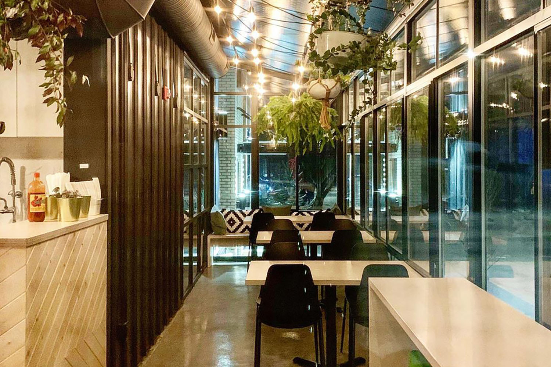 cozy coffee shops calgary neighbour coffee