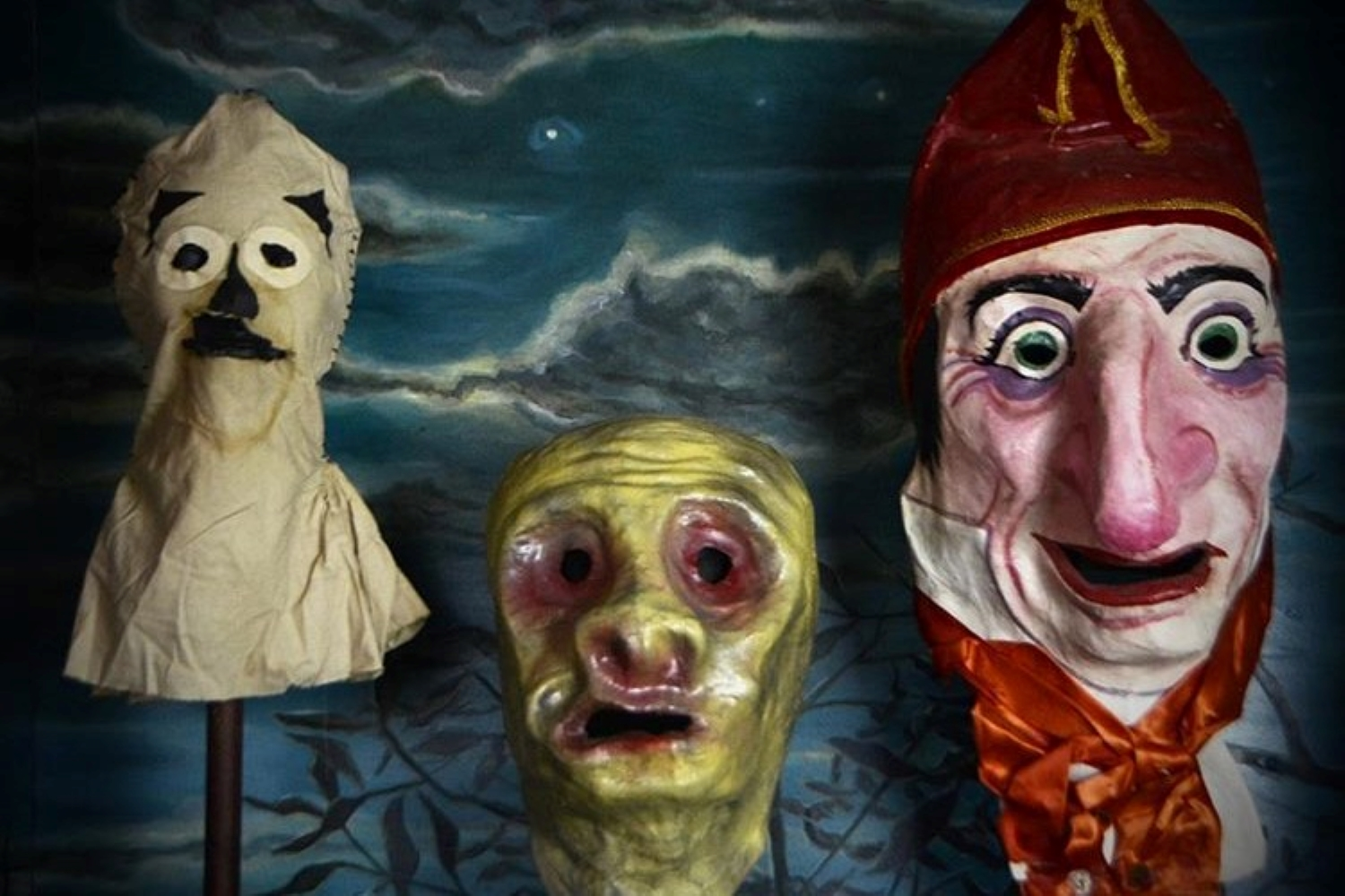 See Alberta's most haunting collection of objects at the Museum of Fear & Wonder