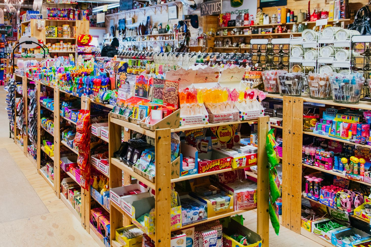 The Candy Store in Nanton is what sweet dreams are made of