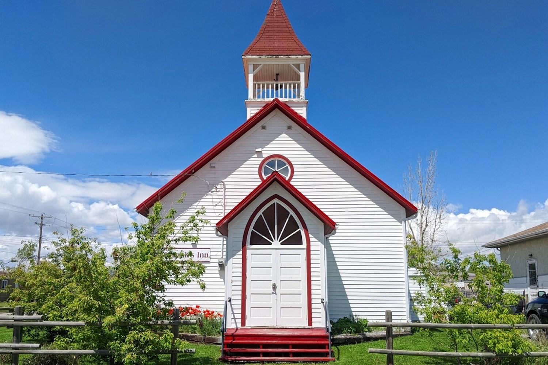 cowley church