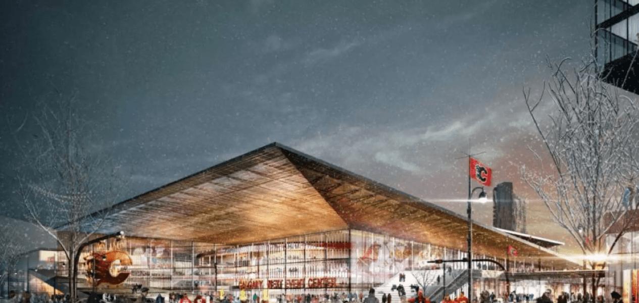 The CMLC has chosen a design team for the new city arena