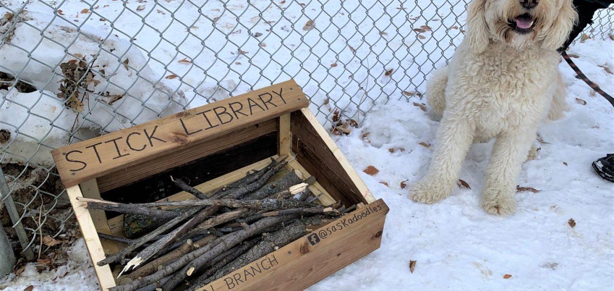 Stick libraries