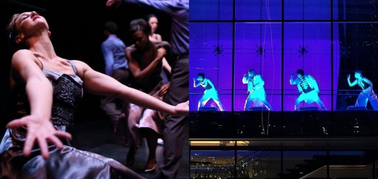 DJD drive-in dance show