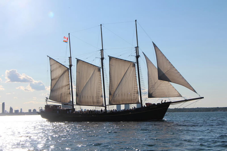 toronto boat cruises