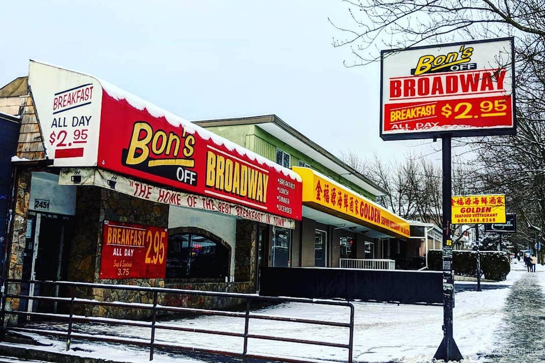 bon's off broadway