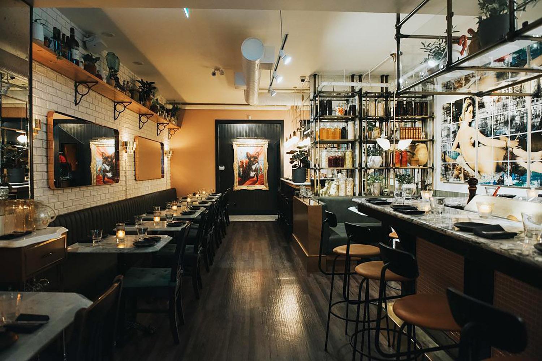 Calgarys most beautiful Restaurants Bread and Circus Trattoria