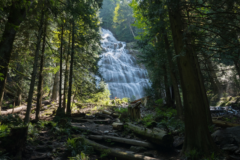 waterfalls canada
