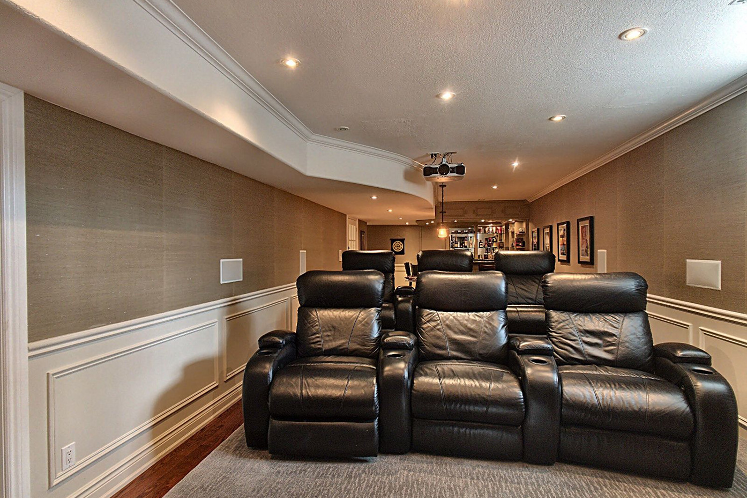 recliner house