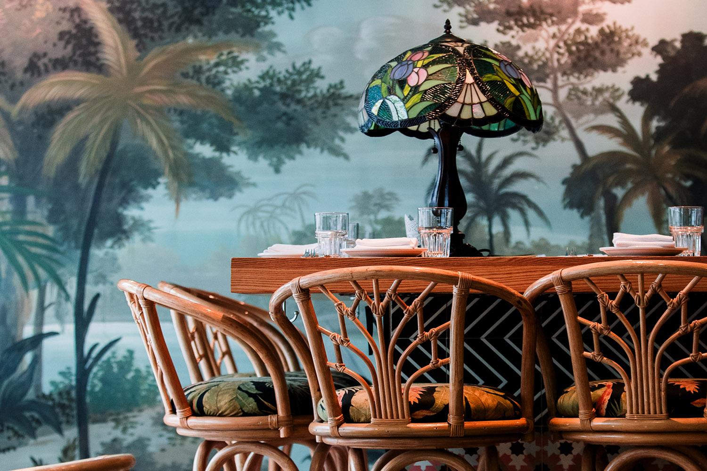 Calgary's most beautiful Restaurants Calcutta Cricket Club