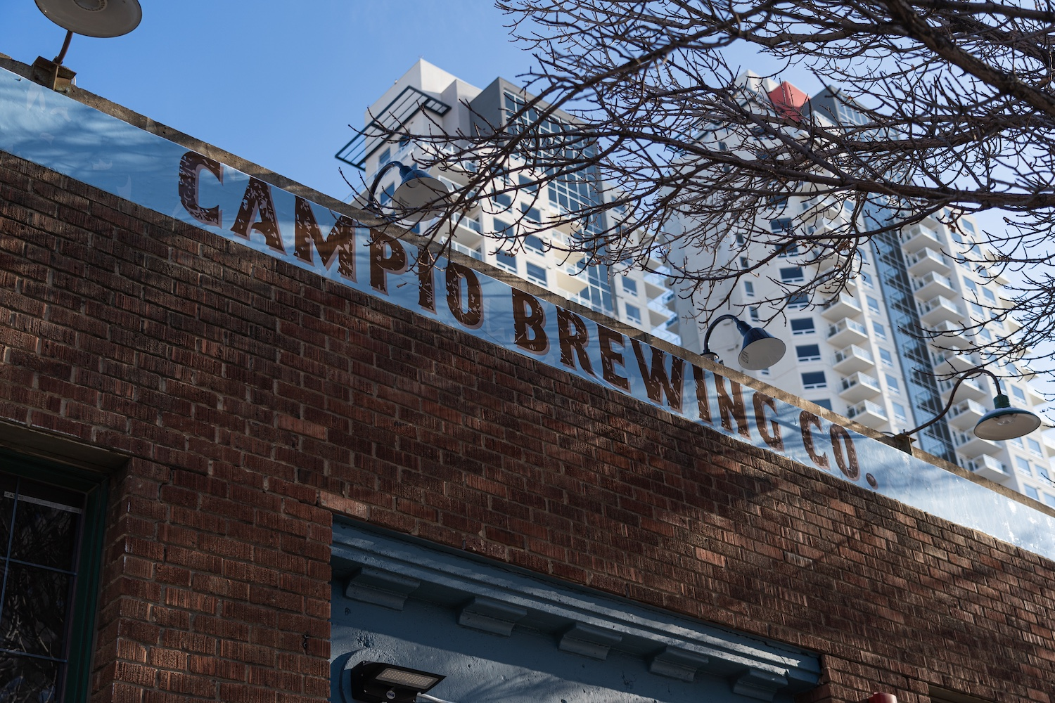 campio brewing