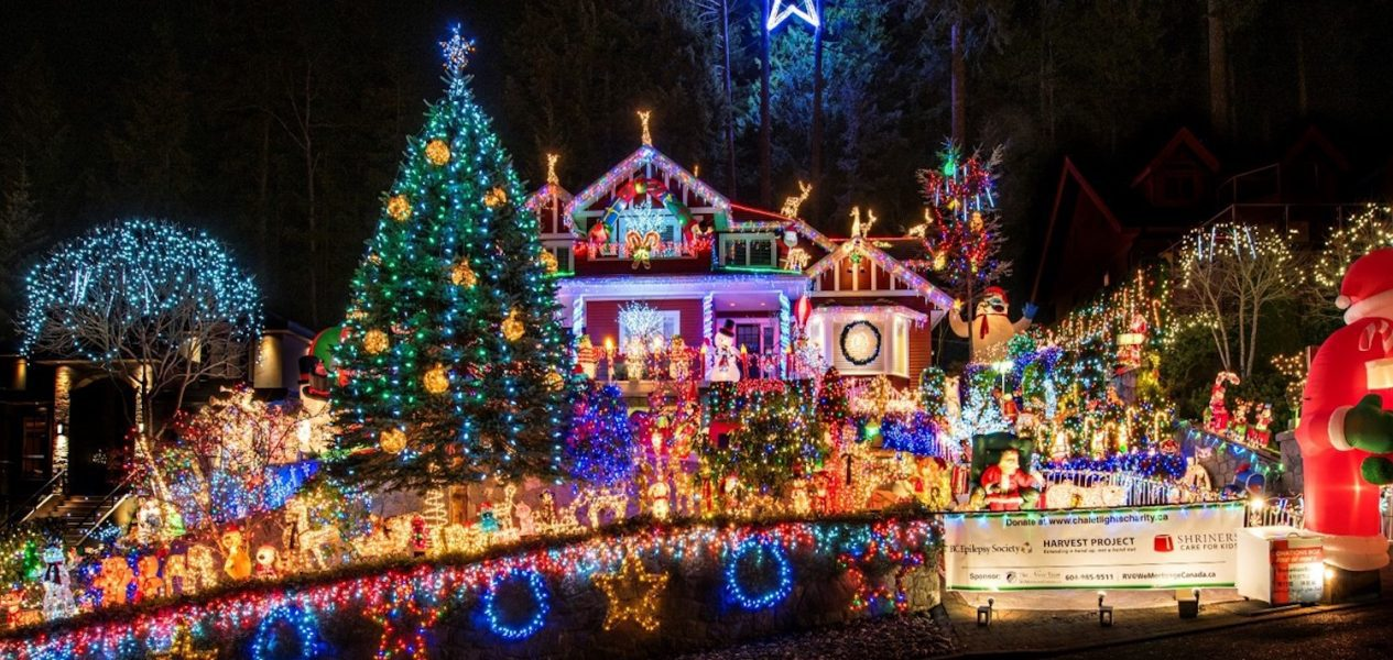 christmas light displays vancouver