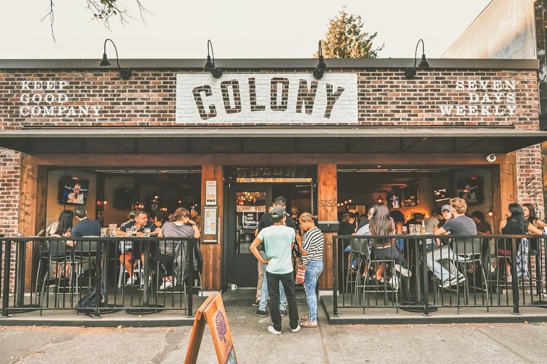 colony bar