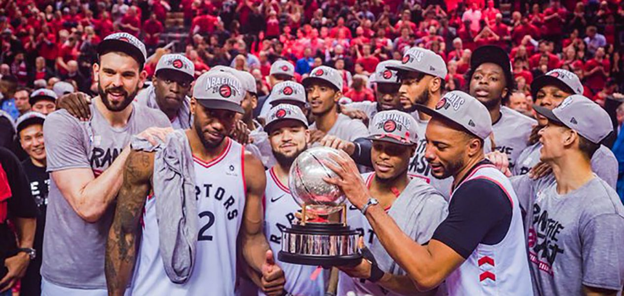 toronto raptors greatest moments in canadian sports history