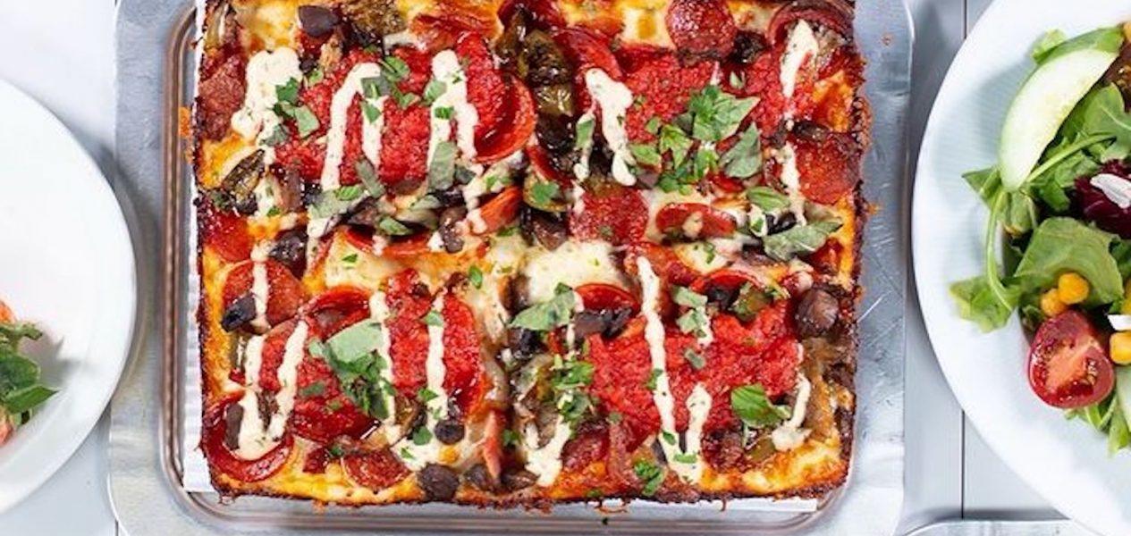 Detroit pizzeria