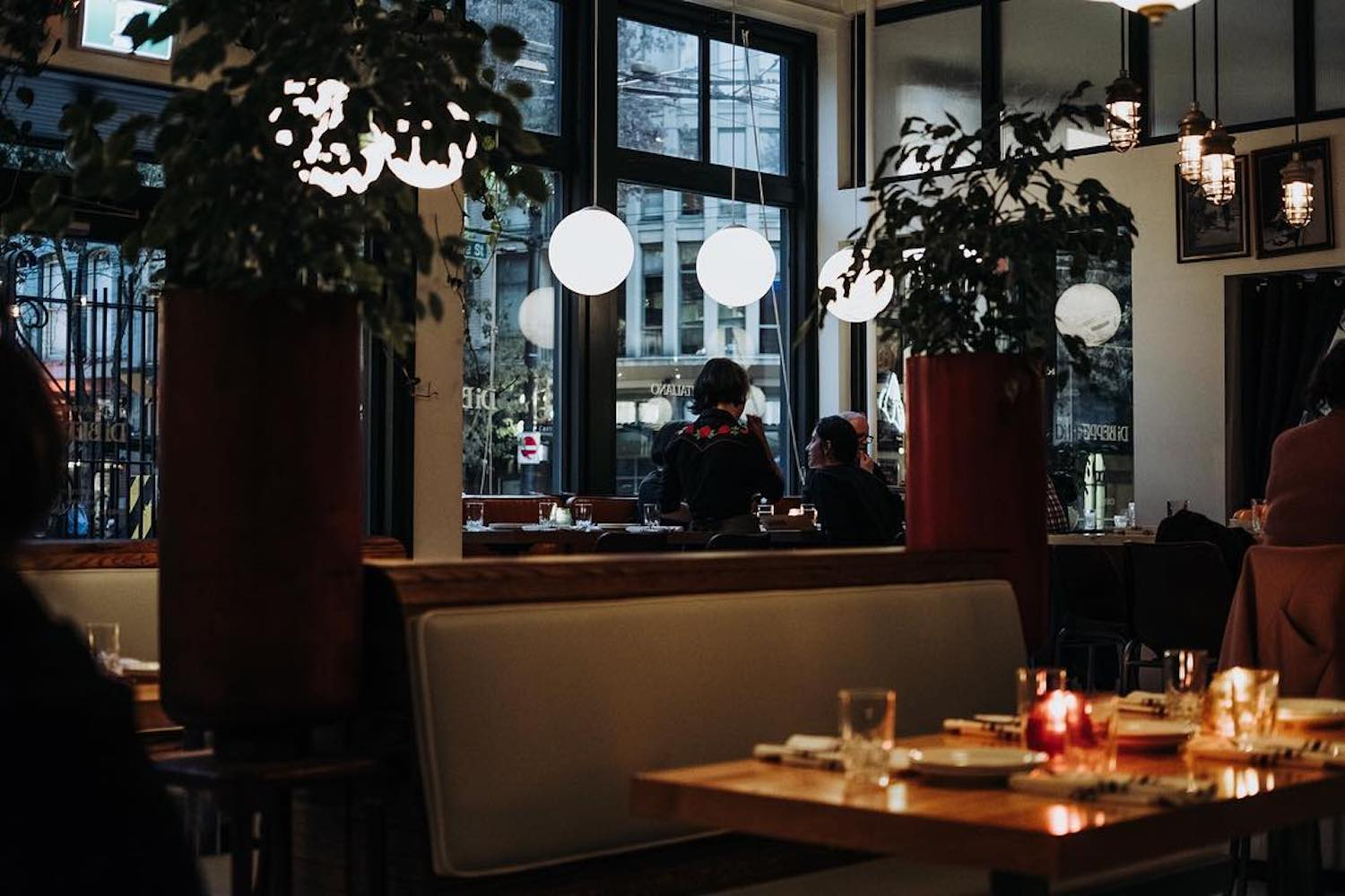 di beppe vancouver's most beautiful restaurants