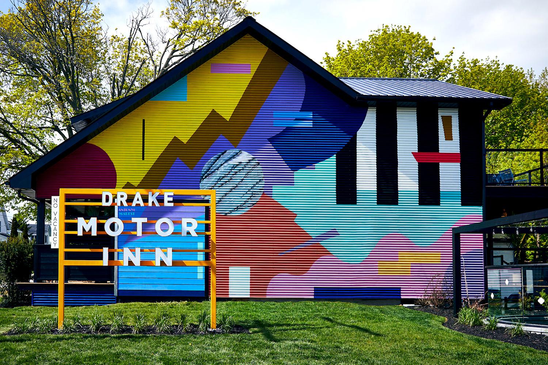 drake motor inn toronto fall weekend getaways