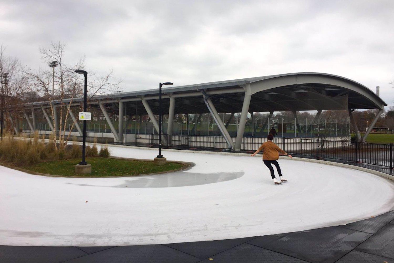 skating rink toronto greenwood