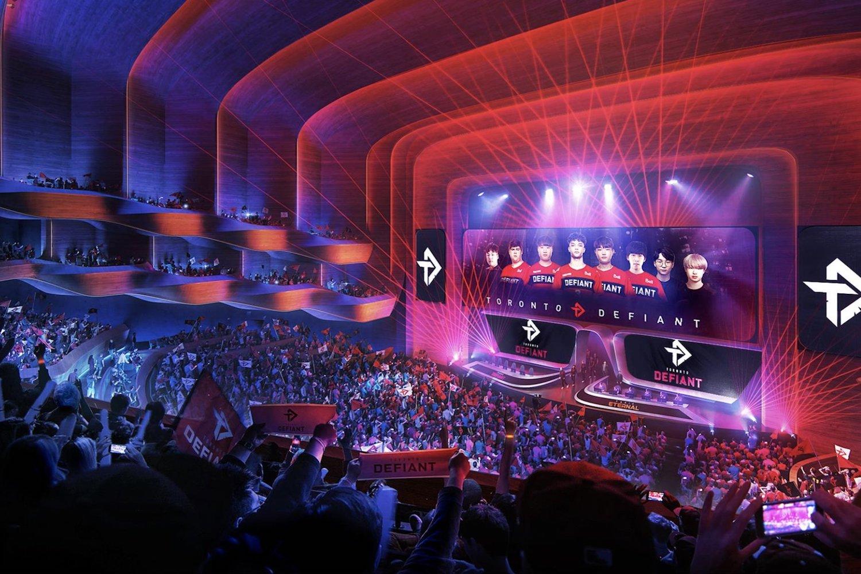 performance venue