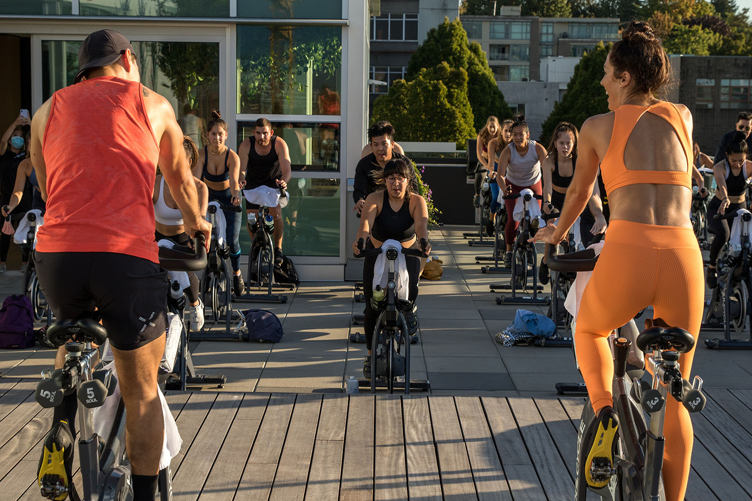 fitness at gallery by pavilion