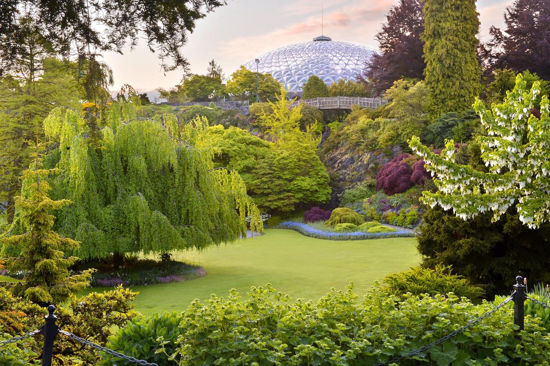 vancouver's best gardens