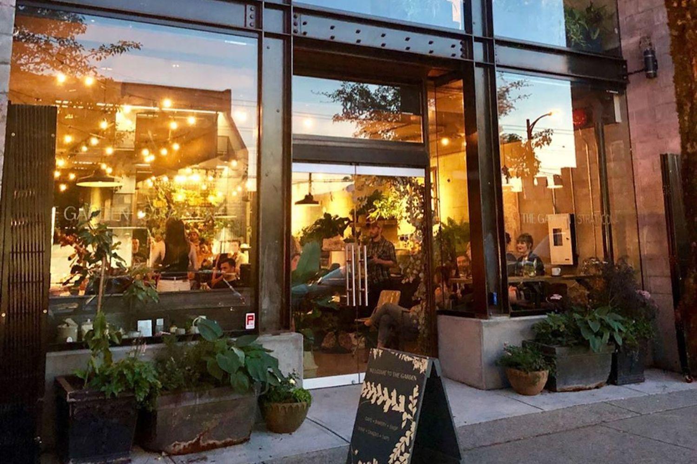 the garden cozy coffee shops vancouver