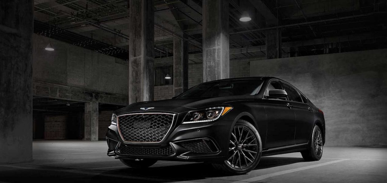 genesis canadian cars of the year
