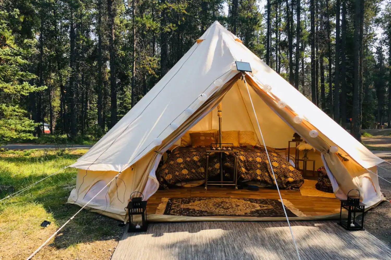 alberta airbnb's unique