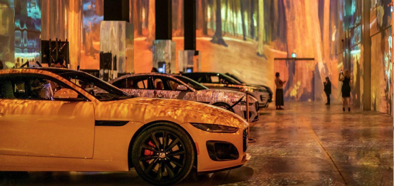 Gogh by car