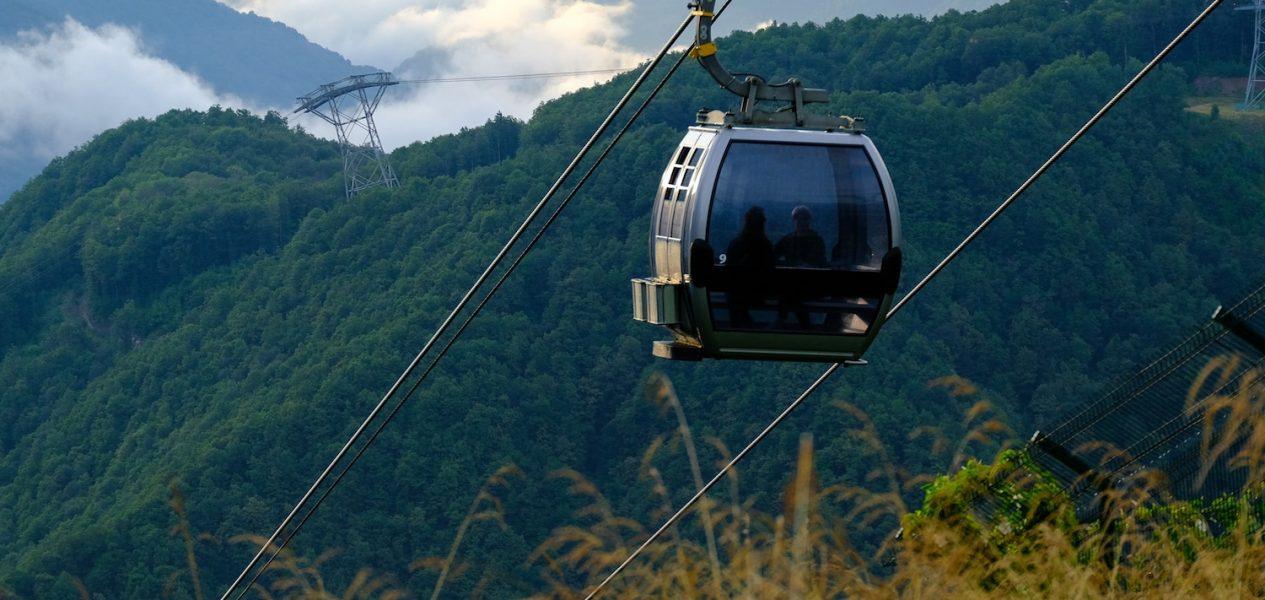 river valley gondola