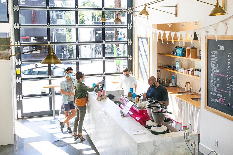 coffee shops seattle