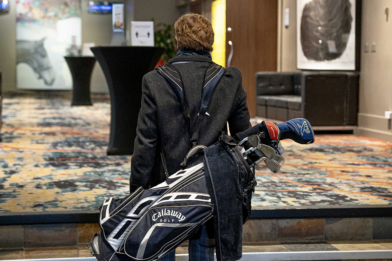 hotel arts golf studio