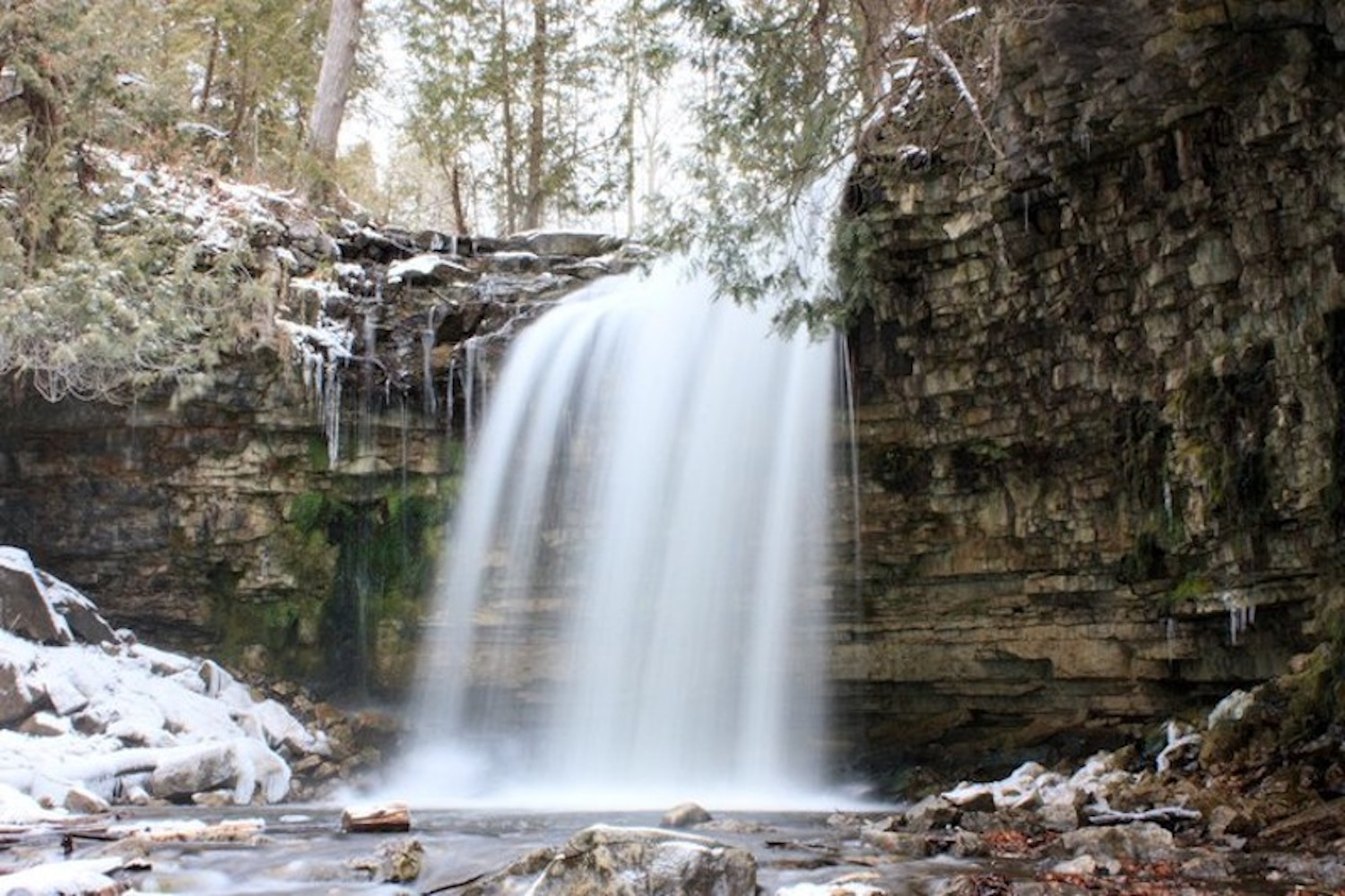 hikes in ontario