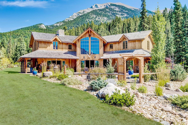 rocky mountain mansion